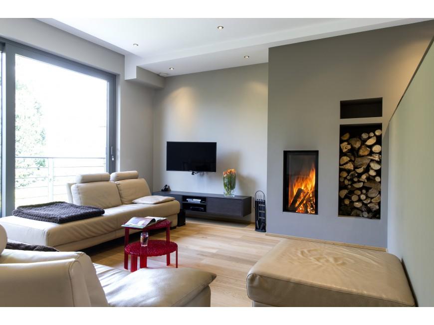 cheminees modernes chemines design jc bordelet calista. Black Bedroom Furniture Sets. Home Design Ideas