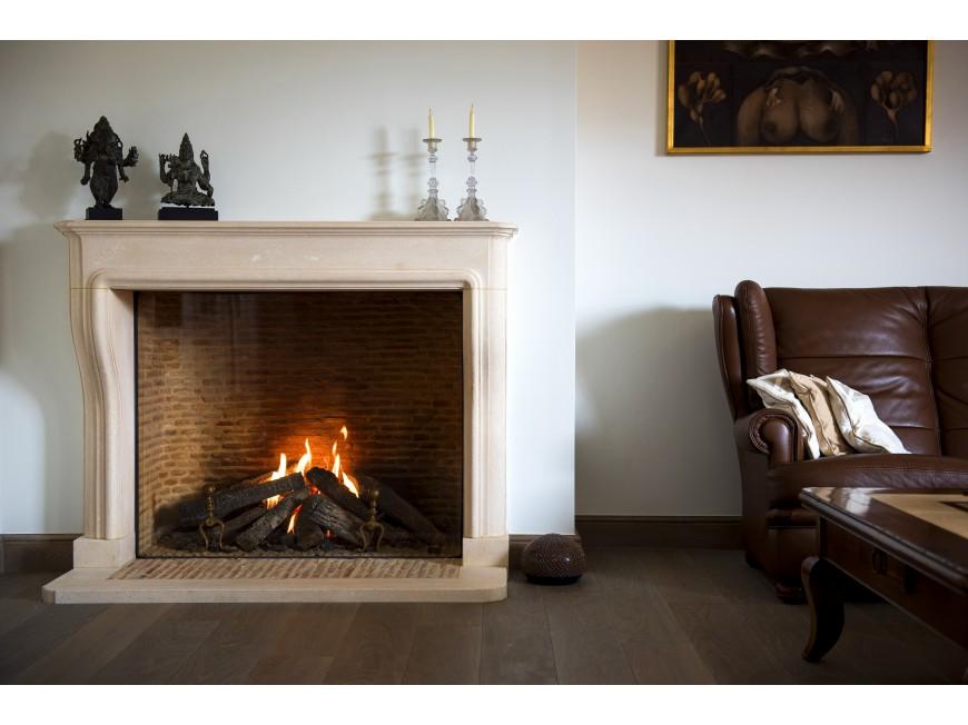 chemin e en pierre. Black Bedroom Furniture Sets. Home Design Ideas