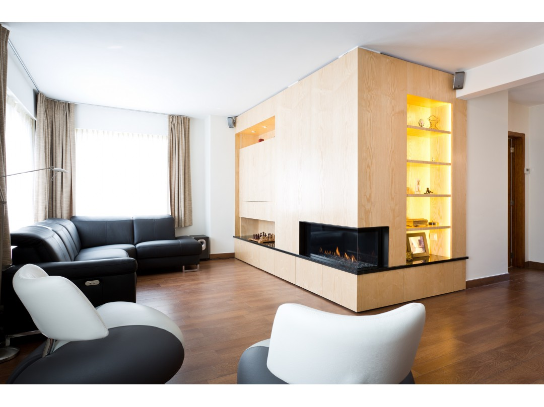 chemin e moderne bruxelles. Black Bedroom Furniture Sets. Home Design Ideas